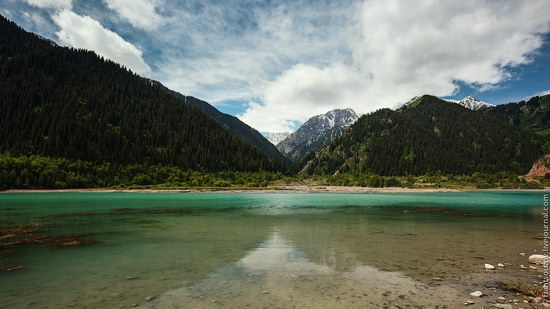 Alpine Lake Issyk, Kazakhstan, photo 5