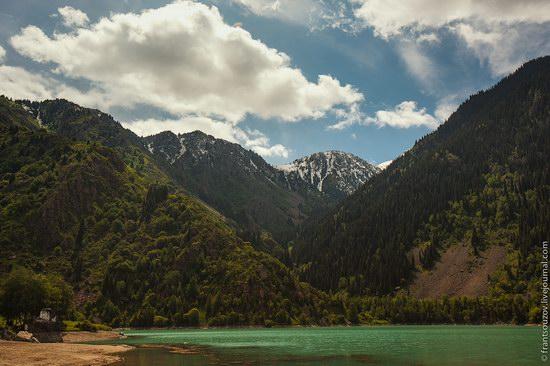Alpine Lake Issyk, Kazakhstan, photo 6