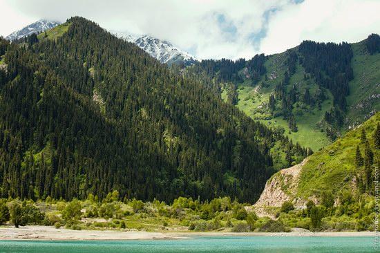 Alpine Lake Issyk, Kazakhstan, photo 9