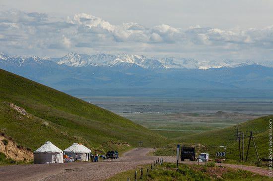 Walking along the mountain passes of Kazakhstan, photo 1