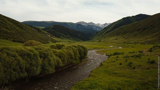 Walking along the mountain passes of Kazakhstan, photo 16