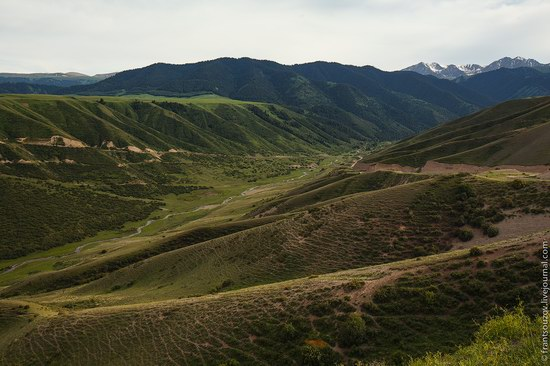 Walking along the mountain passes of Kazakhstan, photo 19