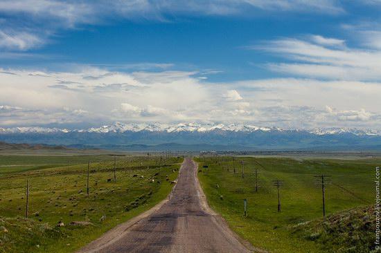 Walking along the mountain passes of Kazakhstan, photo 6