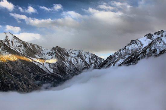 Winter in Trans-Ili Alatau, Kazakhstan, photo 6