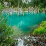 Sunken Forest – Kaindy Lake