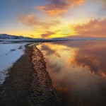 Tuzkol Lake – the Dead Sea of Kazakhstan