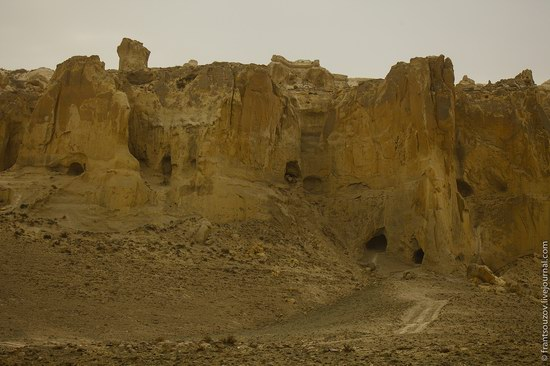 Alien landscapes around Mount Shergala, Kazakhstan, photo 7