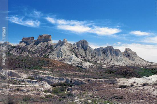Aktolagay limestone plateau, Kazakhstan, photo 1