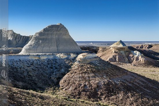 Aktolagay limestone plateau, Kazakhstan, photo 13