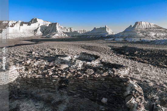 Aktolagay limestone plateau, Kazakhstan, photo 16