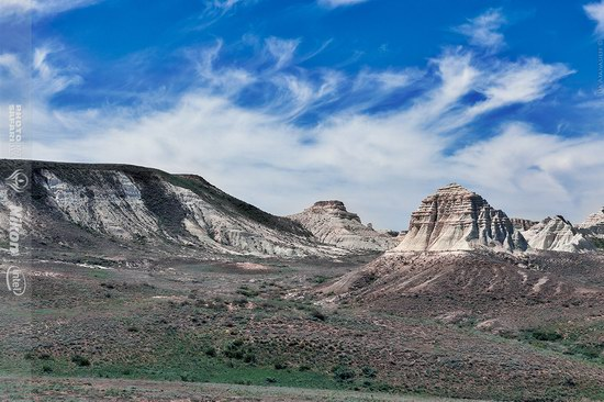 Aktolagay limestone plateau, Kazakhstan, photo 2