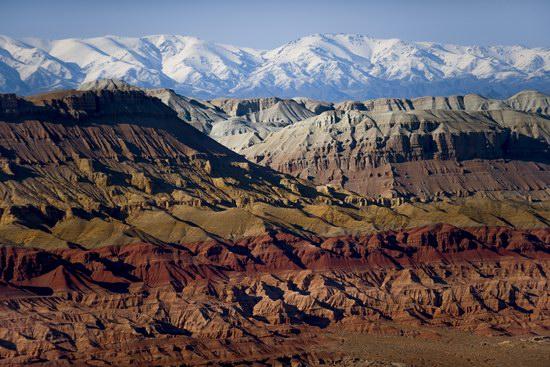 Katautau Mountains, Altyn Emel National Park, Kazakhstan, photo 6