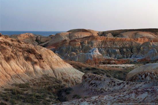Flaming sand of Lake Zaysan, Kazakhstan, photo 11