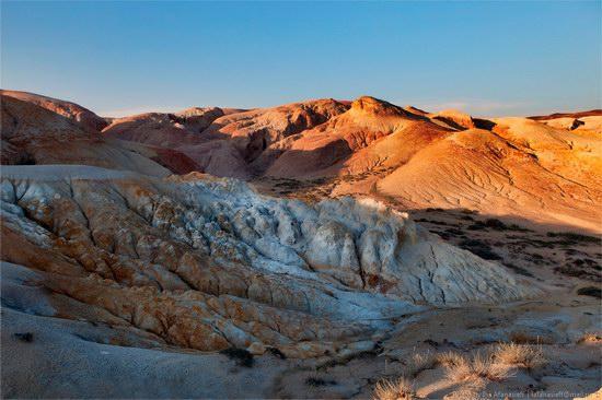 Flaming sand of Lake Zaysan, Kazakhstan, photo 15