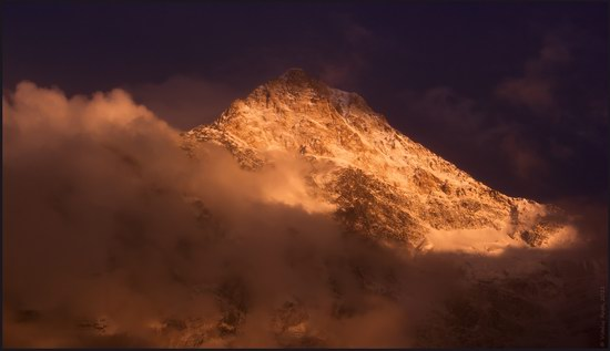 Khan Tengri peak, Kazakhstan, photo 1