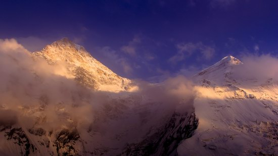 Khan Tengri peak, Kazakhstan, photo 2