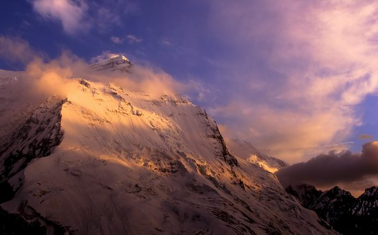 Khan Tengri peak, Kazakhstan, photo 3