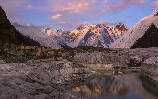 Khan Tengri peak, Kazakhstan, photo 5