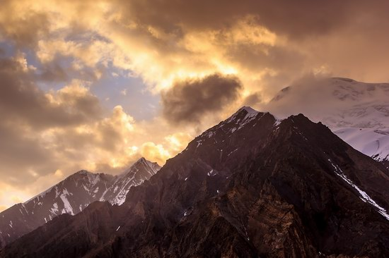 Khan Tengri peak, Kazakhstan, photo 6