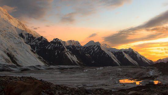 Khan Tengri peak, Kazakhstan, photo 7