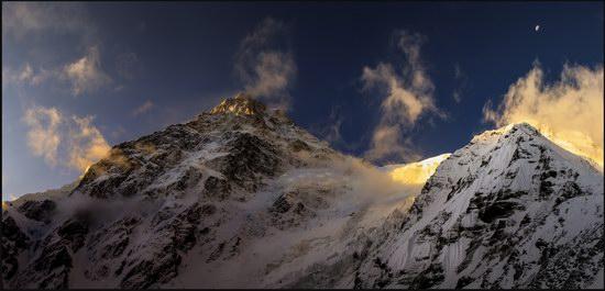 Khan Tengri peak, Kazakhstan, photo 8