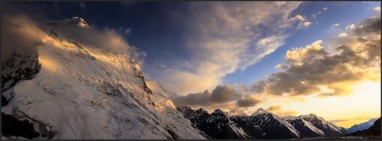 Khan Tengri peak, Kazakhstan, photo 9