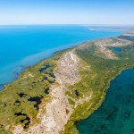 South-East of Kazakhstan – the views from the helicopter