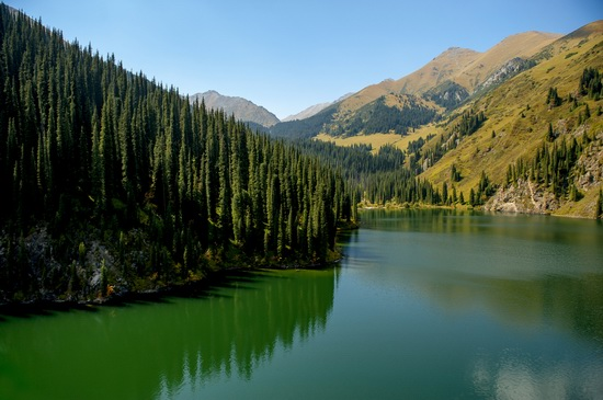 All the colors of Kazakhstan autumn, photo 2