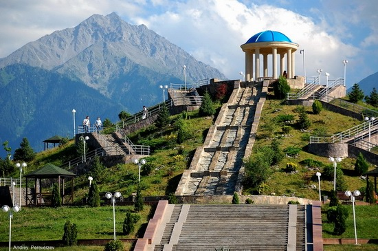 The park of the First President, Almaty, Kazakhstan, photo 12