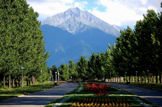 The park of the First President, Almaty, Kazakhstan, photo 13