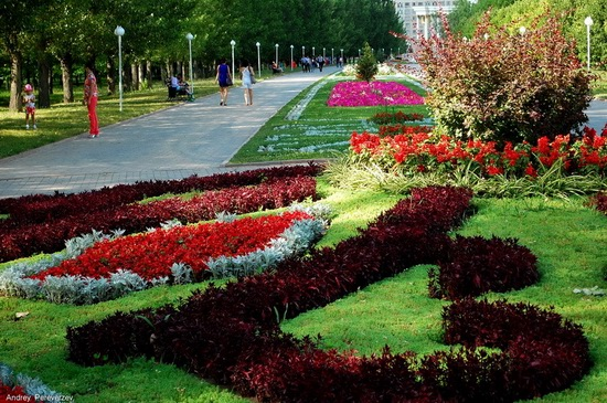 The park of the First President, Almaty, Kazakhstan, photo 6