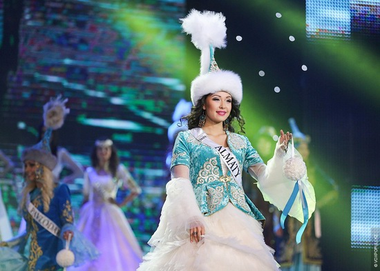 The Beauty Contest Miss Kazakhstan 2014, photo 11