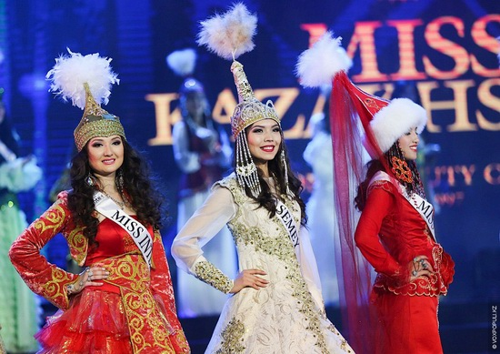 The Beauty Contest Miss Kazakhstan 2014, photo 13