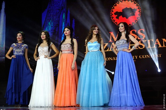 The Beauty Contest Miss Kazakhstan 2014, photo 14