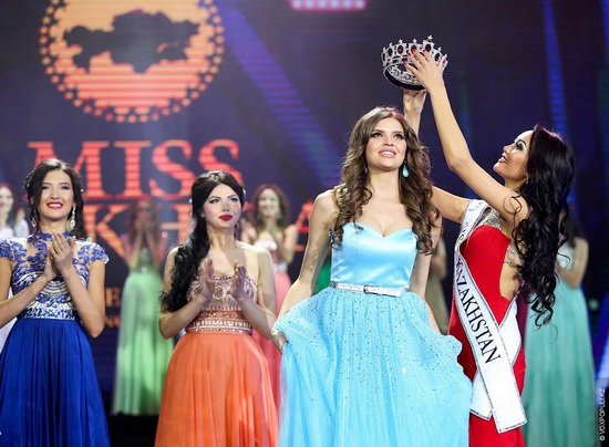 The Beauty Contest Miss Kazakhstan 2014, photo 15