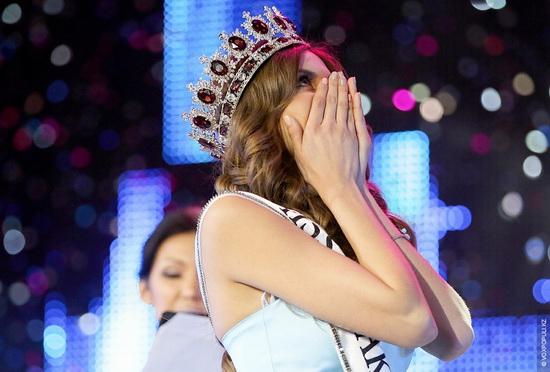 The Beauty Contest Miss Kazakhstan 2014, photo 17