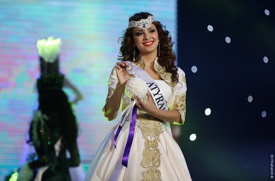 The Beauty Contest Miss Kazakhstan 2014, photo 3