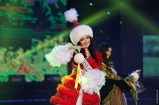 The Beauty Contest Miss Kazakhstan 2014, photo 5