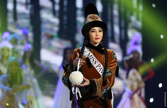 The Beauty Contest Miss Kazakhstan 2014, photo 6