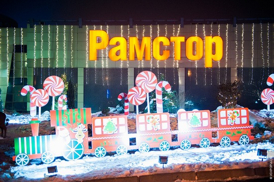 The New Year holidays in Astana and Almaty, Kazakhstan, photo 12