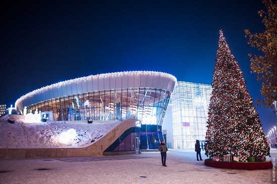 The New Year holidays in Astana and Almaty, Kazakhstan, photo 16