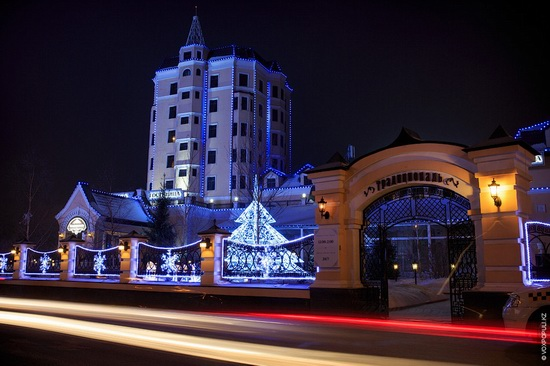 The New Year holidays in Astana and Almaty, Kazakhstan, photo 4