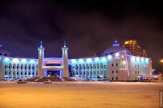 The New Year holidays in Astana and Almaty, Kazakhstan, photo 5