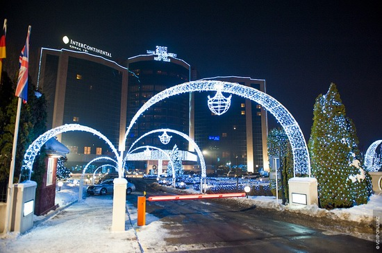 The New Year holidays in Astana and Almaty, Kazakhstan, photo 8