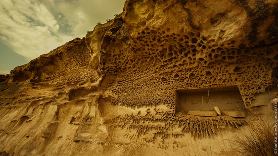 Shakpak Ata cave mosque, Kazakhstan, photo 4