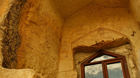Shakpak Ata cave mosque, Kazakhstan, photo 9