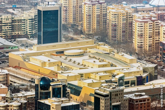 Almaty - the view from the TV tower, Kazakhstan, photo 12