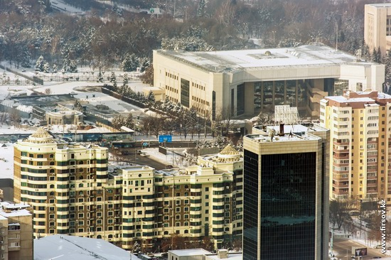 Almaty - the view from the TV tower, Kazakhstan, photo 13