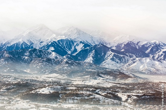 Almaty - the view from the TV tower, Kazakhstan, photo 19
