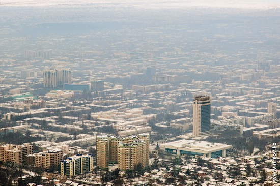 Almaty - the view from the TV tower, Kazakhstan, photo 3